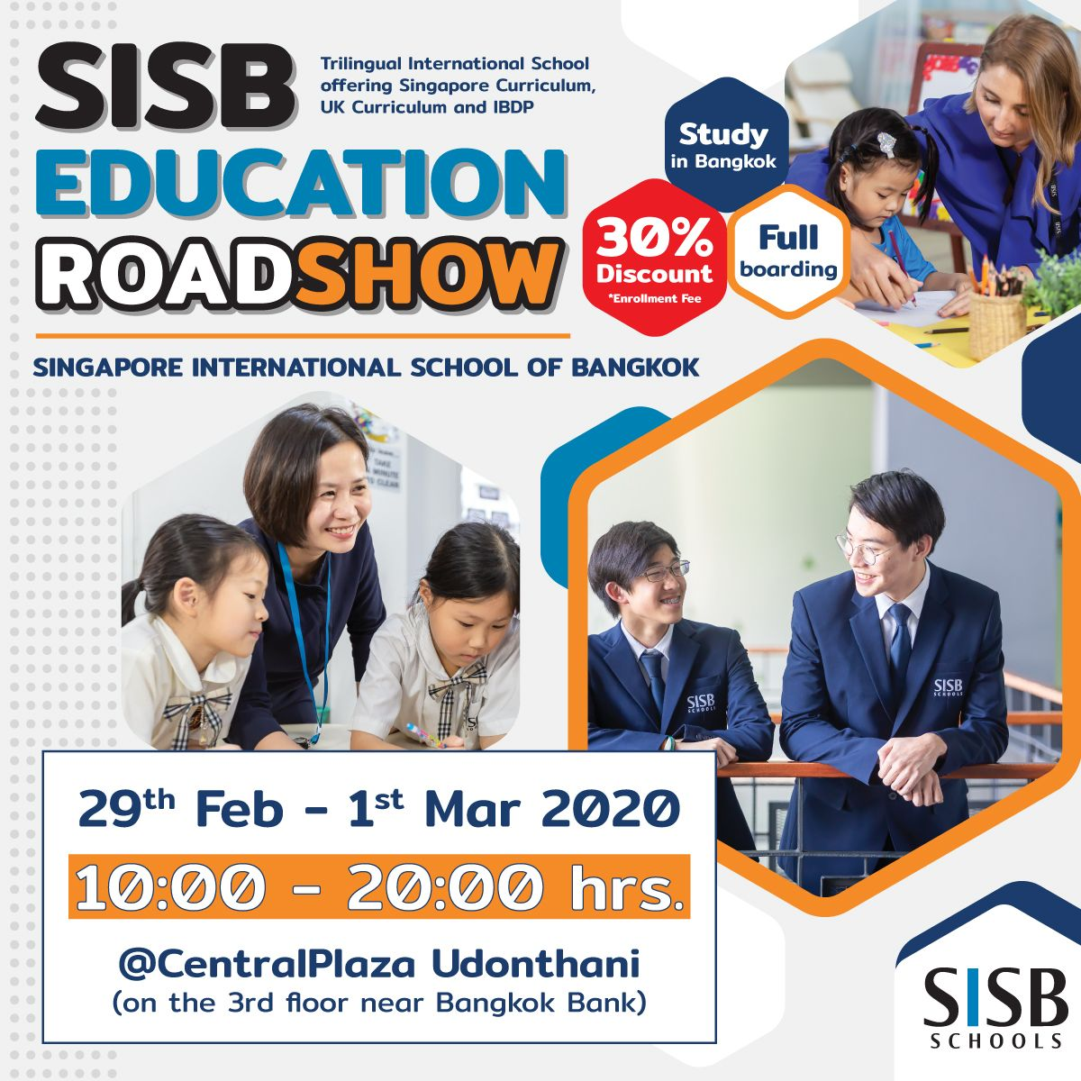 SISB Education Road Show